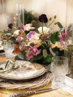 178 fantastiche immagini su decorare la tavola | Decorazioni