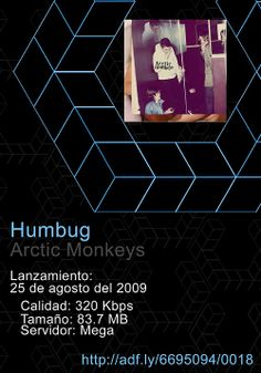 0018.  #Humbug - #Arctic #Monkeys