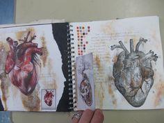 ॐ a level art sketchbook layout, gcse art sketchbook, art terms, huma Textiles Sketchbook, Gcse Art Sketchbook, Sketchbooks, A Level Art Sketchbook Layout, Kunstjournal Inspiration, Sketchbook Inspiration, Kunst Inspo, Art Inspo, Art Sketches
