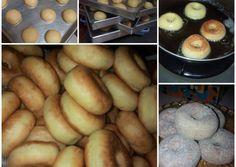 Halal Recipes, Donut Recipes, Bakery Cakes, Beignets, Pretzel Bites, Dinner Tonight, Donuts, Budgeting, Bread