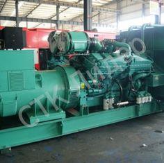 Дизельная электростанция (ДГУ, ДЭС) CUMMINS 200 кВт
