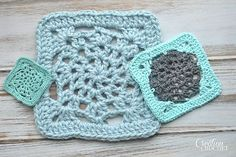 Ravelry: Lace Square pattern by Lorene Haythorn Eppolite- Cre8tion Crochet