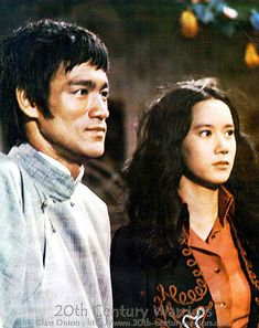 Bruce Lee and Nora Miao Bruce Lee Photos, Way Of The Dragon, Enter The Dragon, Brandon Lee, Bruce Lee Family, Bruce Lee Martial Arts, Nora, Kung Fu Movies, Martial Artists