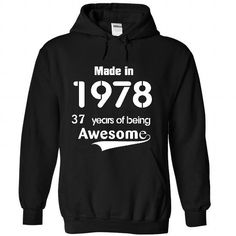 Made in 1978 T-Shirts, Hoodies, Sweatshirts, Tee Shirts (39.99$ ==► Shopping Now!)