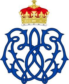 Royal Monogram of The Duke of Windsor