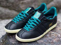 adidas Originals Gazelle OG Black/Teal