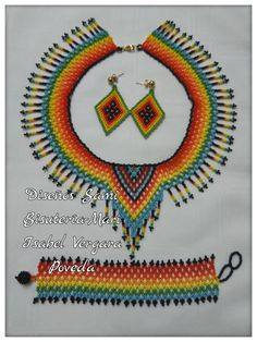 Beaded Necklace Patterns, Crochet Earrings, Native American Beadwork, Jewelry Sets, Zulu, Beads, Blog, Diy, Bead Weaving