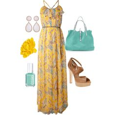 Cute spring outfit :)