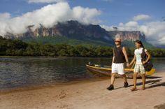 Parque Nacional Canaima en #Bolívar  #Turismo #Viajes #Venezuela #Naturaleza