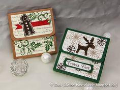 Kerstin's kleine Bastelwelt: Weihnachtsmarkt 2014 2.0, Merci-Boxen