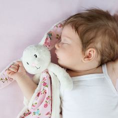 #LittleDutch #muziekdoosje #konijn - #Pink #Blossom #music box #bunny #baby #nursery #babykamer #littlethingz2