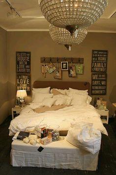 Cozy Zen Master Bedroom