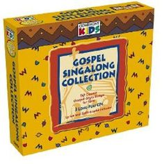 Gospel Singalong Collection by Cedarmont Kids CD