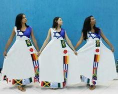 Roupas coreografia gospel
