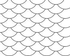 Fish Scale Pattern
