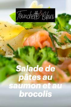 Découvrez notre recette de salade de pâtes au saumon et au brocolis ! Baked Potato, Potatoes, Baking, Ethnic Recipes, Food, Pasta With Salmon, Pasta Salad, Healthy Recipes, Eat