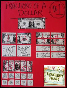 This activity will teach your students how to 'stretch a dollar'!