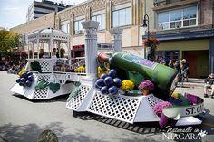 Niagara Wine Festival Grande Parade 2012