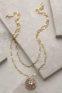 Manaus Pendant Necklace - anthropologie.com #anthrofave