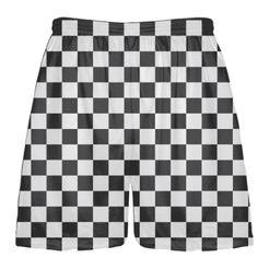 Yellow /& White Custom Checkerboard Soccer Jersey
