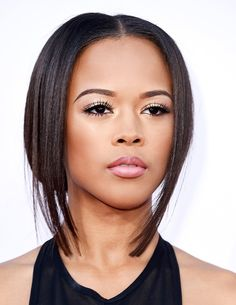 Exclusive:+Empire's+Serayah+McNeill+Reveals+Her+Hair+Secrets+via+@ByrdieBeauty