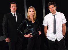 Chuck, Sarah, and Casey