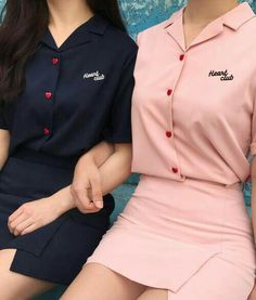 Get your Korean fashion clothes from mixxmix English website. International shipping is available for the latest and trendy Korean fashion style. K Fashion, Ulzzang Fashion, Kawaii Fashion, Asian Fashion, Vintage Fashion, Fashion Looks, Fashion Outfits, Fashion Tips, Fashion Ideas