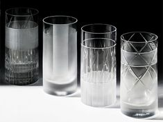 Elements Glassware by Scholten & Baijings for J. Hill's Standard