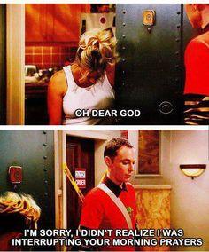 Penny and Sheldon ~ Big Bang Theory