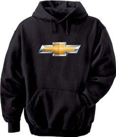 Chevrolet Bowtie Chevy Hooded Sweatshirt