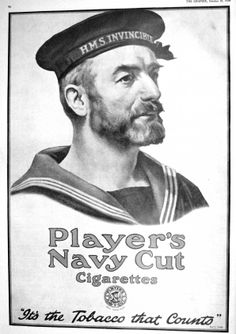 Player's Navy Cut ~ 1930