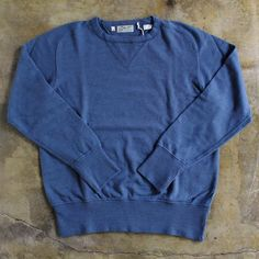 LVC (LEVI'S VINTAGE CLOTHING) - 1930S BAY MEADOWS SWEAT (BLUE)・リーバイスヴィンテージクロージング・スウェット