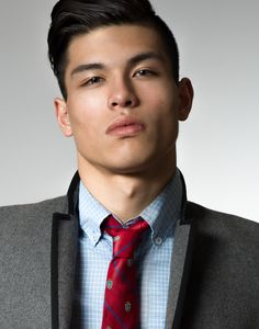 Christopher Uvenio Collezioni: Krit McClean: The Nude Male SuperModel of Time… Mixed Race Models, Mixed Asian, Mixed Guys, Asian Male Model, Races Fashion, Poses, Male Face, Male Beauty, Beautiful Boys