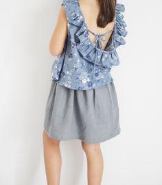 Five and Ten Designs Look 2 | Sanae Ishida