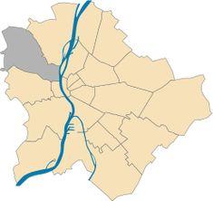 Budapest II. kerülete – Wikipédia Budapest, Tarot, Diagram, Map, World, Aloe Vera, Places, Google, Location Map