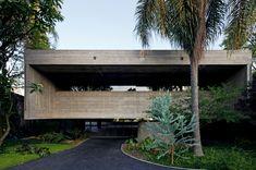 Casa Butantã, Paulo Mendes da Rocha, 1964-1966, São Paulo, Brasil