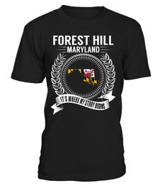Forest Hill, Maryland - It's Where My Story Begins #ForestHill