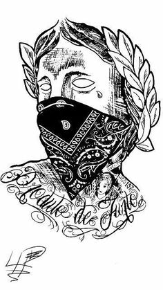 Ghetto Tattoos, New Tattoos, Body Art Tattoos, Tattoos For Guys, Sleeve Tattoos, Tribal Tattoos, Tatoos, Tattoo Design Drawings, Tattoo Sketches