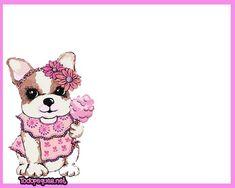 Stickers – Etiquetas de Perritos Simones con descarga gratuita | Todo Peques Puppy Party, Clipart Images, Mini, Minnie Mouse, Disney Characters, Fictional Characters, Teddy Bear, Clip Art, Puppies