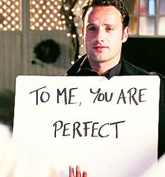 love actually.... i think women wants a man thats thinks this way about them!