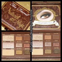 Too Faced Palette. I really love mine! Perfect for Vegas this weekend! :)