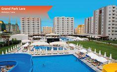 Tatildays ile Antalya için erken rezervasyon vakti! Eğlence, konfor ve ihtişamıyla büyüleneceğiniz Grand Park Lara'da hayallerinizdeki tatil gerçeğe dönüşüyor.  http://www.tatildays.com/grand-park-lara  Bilgi ve Rezervasyon:  ☎ 0212 211 40 20 - 21