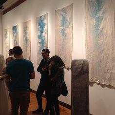 The Eyeopener - Paige Sabourin - Ryerson Artspace exhibition 2014