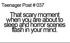 or when you are about to sleep and it feels like you are falling