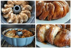 Biscuit Cinnamon Rolls 4 small pkgs. or 2 large is what I use the buttery biscuits work well also