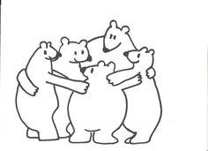 Intro : Week van de vriendschap : geef elkaar een groepsknuffel