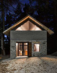 haidacher workshop remodel ~ lukas mayr architect