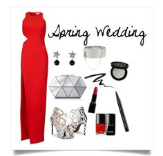 Black Tie wedding guest attire ideas. bold colors, statement heels, glam