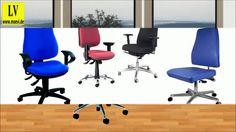 Videos, Bürostuhl kaufen, Schreibtischsstühle, Drehstühle kaufen