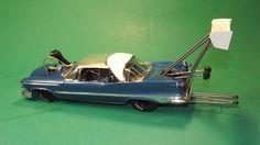 Race Car Model.